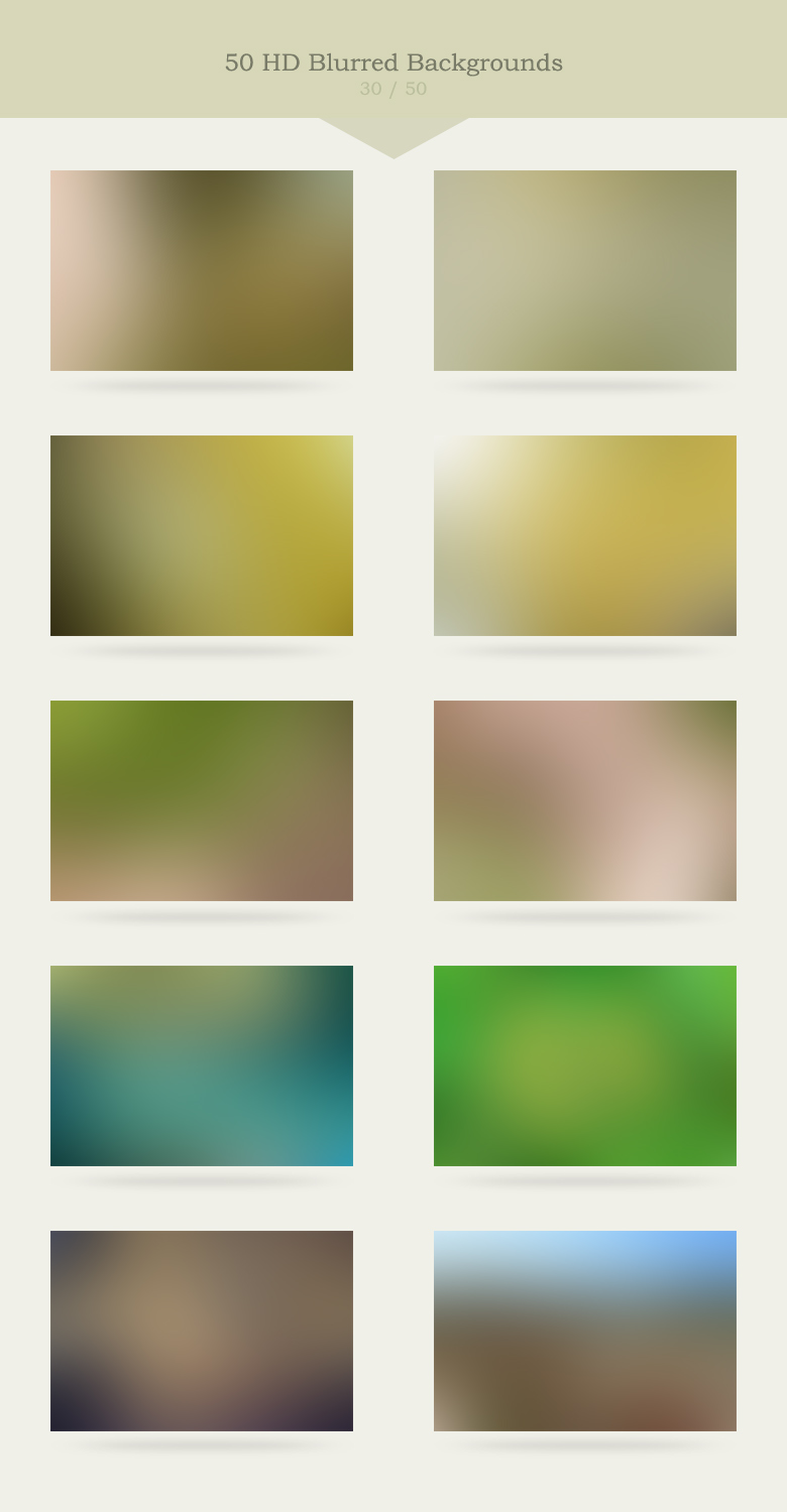 50 hd blurred backgrounds 30-50