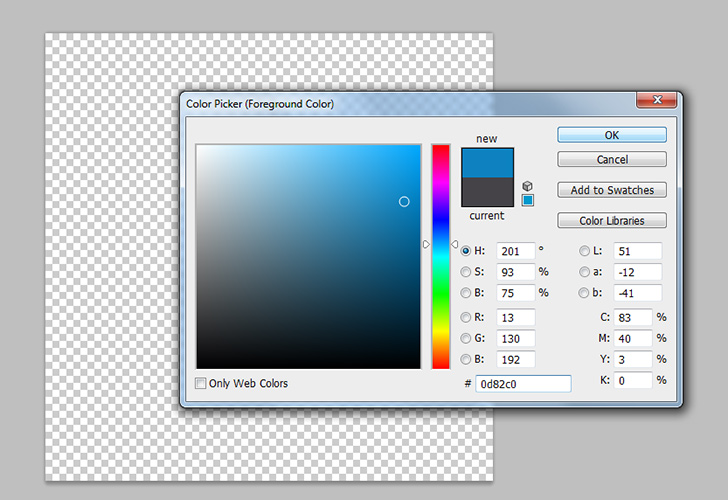 Shadow Icon Photoshop Tutorial (2)