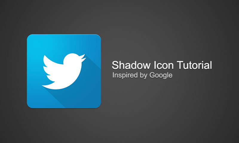 Shadow icon tutorial featured image