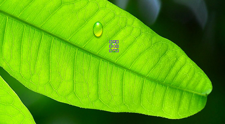 create water drops in photoshop step 7