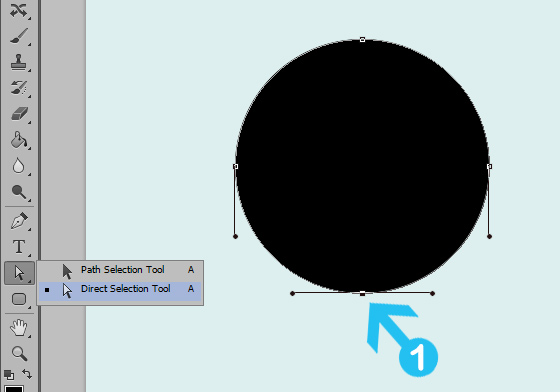 create party balloons in photoshop step 2b