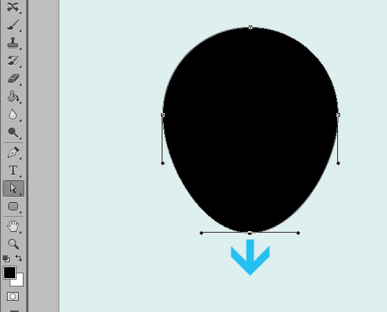 create party balloons in photoshop step 2c