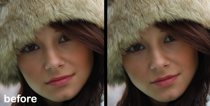 photo retouching photoshop tutorial step 5d