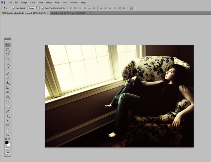 Tutorial: High Contrast B&W Photos in Photoshop - Dreamstale