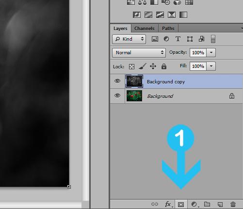 color splash effect step 4