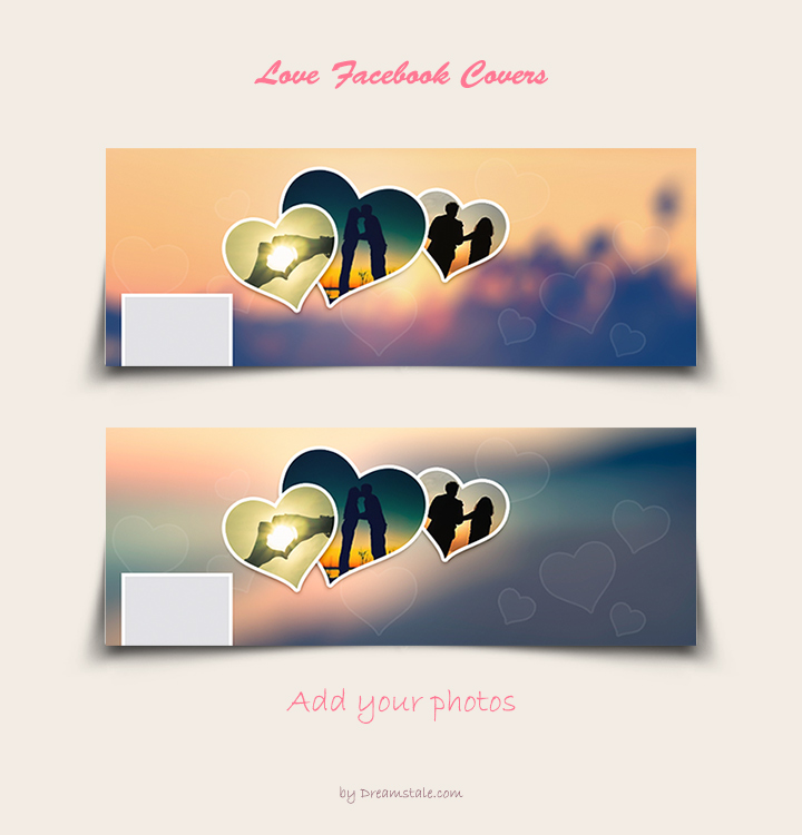 Download love facebook covers - dreamstale