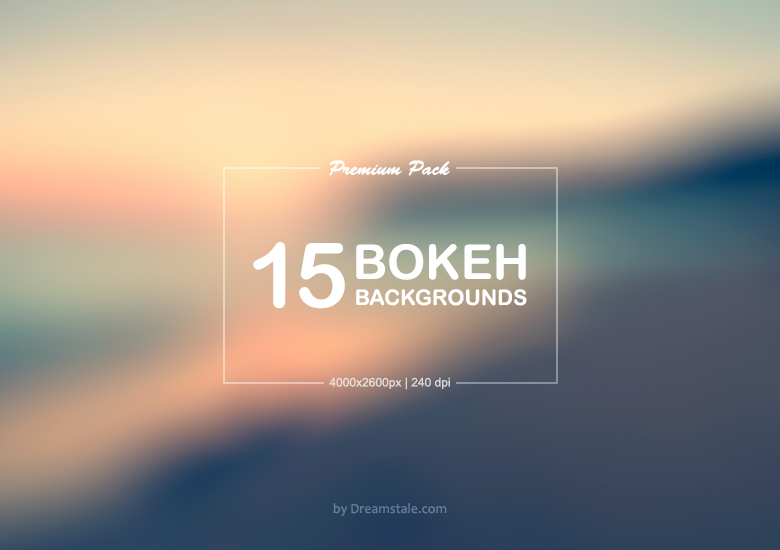 download 15 premium bokeh backgrounds - featured image