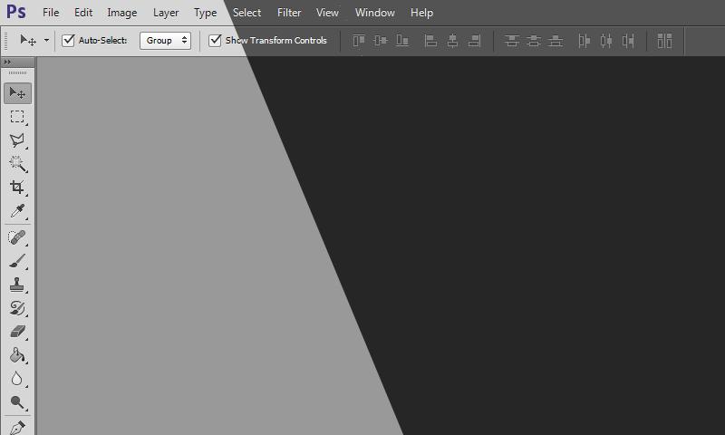 Quick Tip Change Photoshop CS6 Interface Color