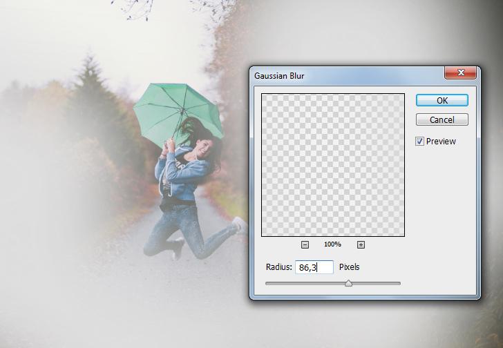 Tutorial: Rain Effect in Photoshop