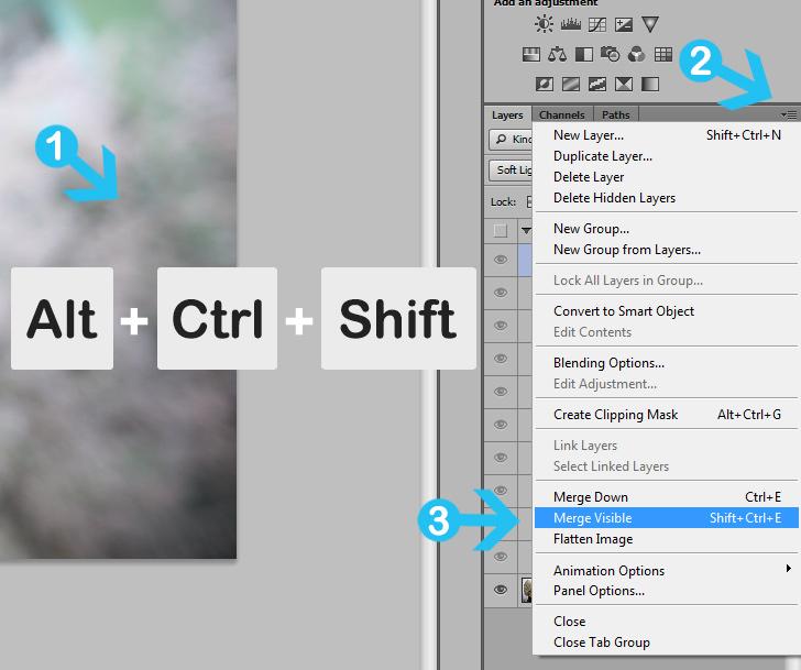 photo retouching step 4