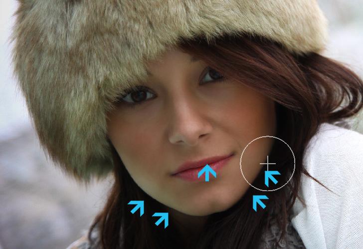 photo retouching step 5c
