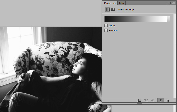 high contrast black and white photos
