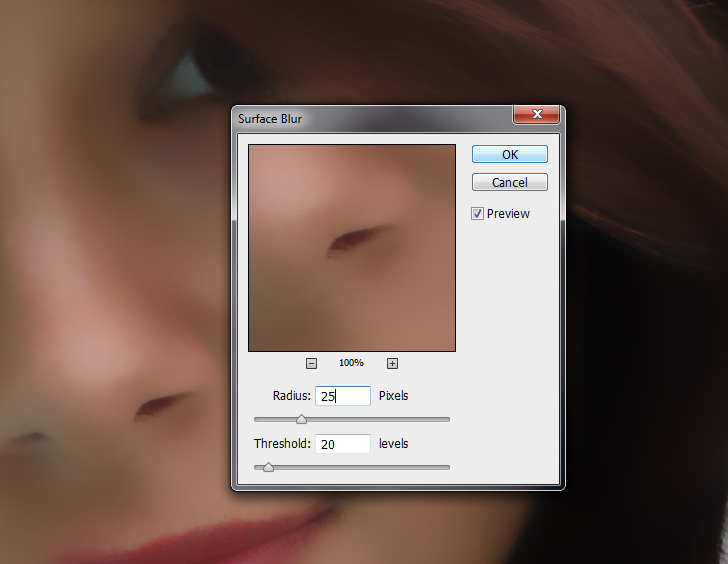 photo retouching step 3b