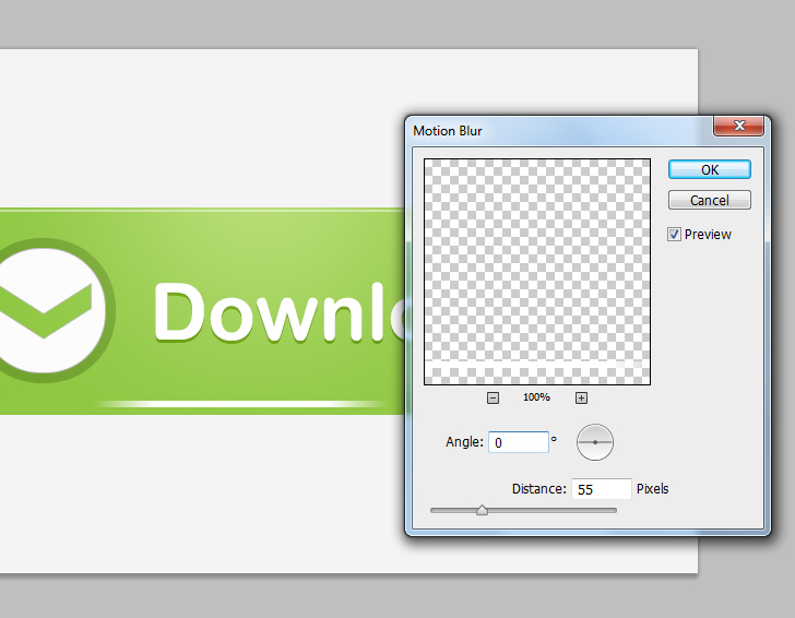 modern web buttons in photoshop step 9b
