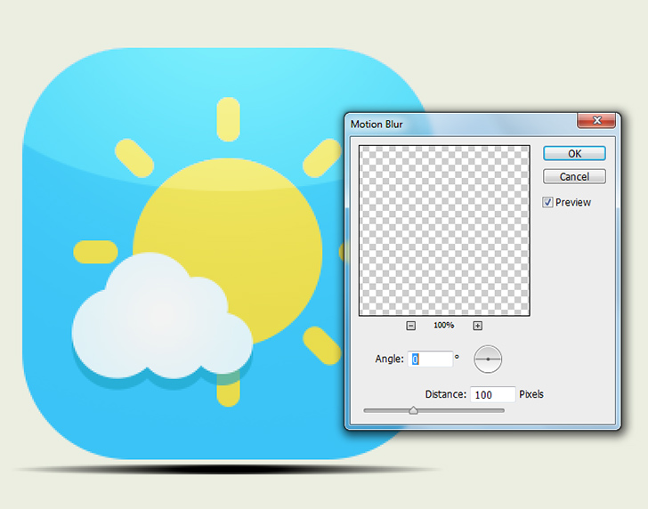 create weather icons in photoshop step 10b