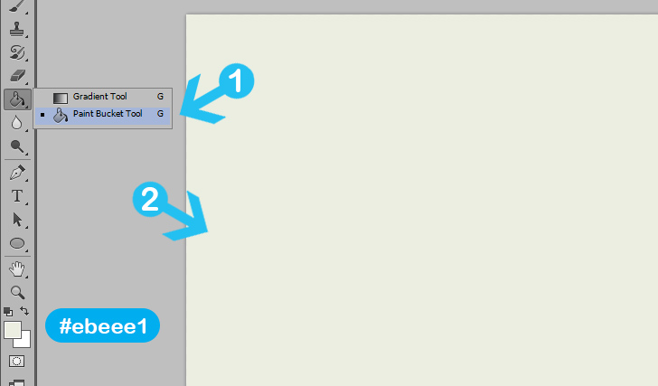 create weather icon in photoshop step 2