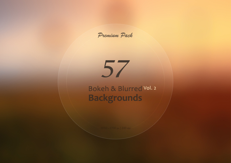 57 bokeh and blurred backgrounds - featured