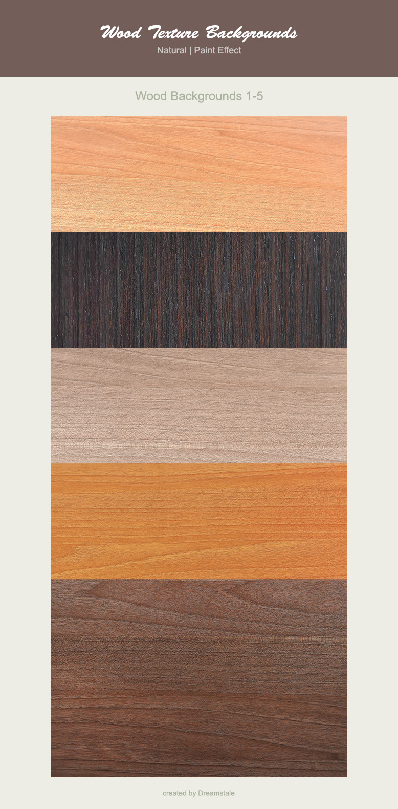 wood texture pattern backgrounds 1-5
