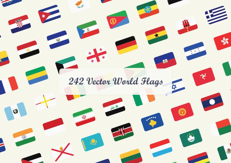 242 Vector Flags Dreamstale