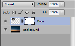 layer mask in photoshop - step 3