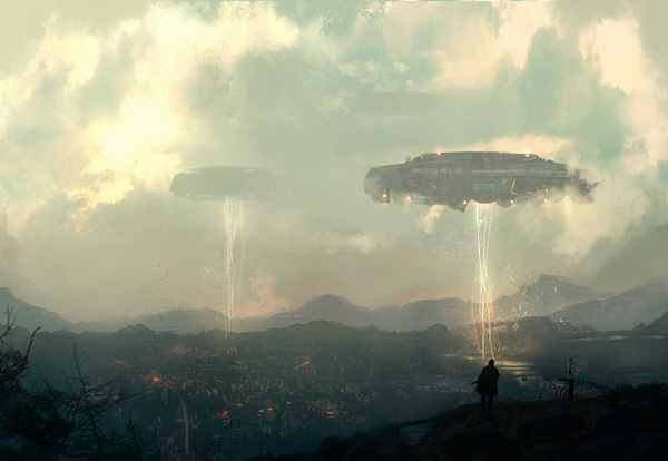 incredible Sci-fi Artworks 10