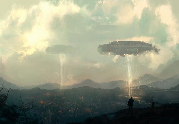 incredible Sci-fi Artworks 10