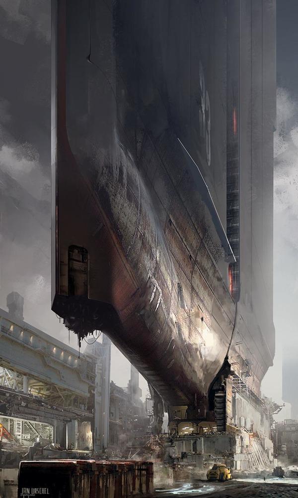 Incredible Sci-fi Artworks 11