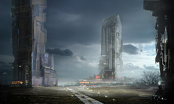 incredible Sci-fi Artworks 12
