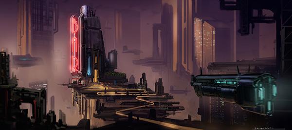 incredible Sci-fi Artworks 14