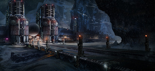incredible Sci-fi Artworks 15