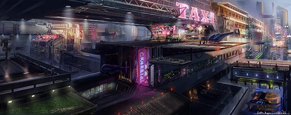 incredible Sci-fi Artworks 16