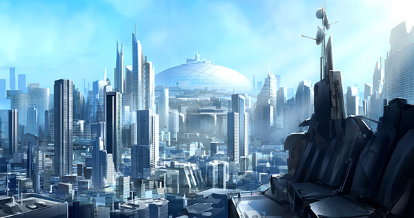 incredible Sci-fi Artworks 17