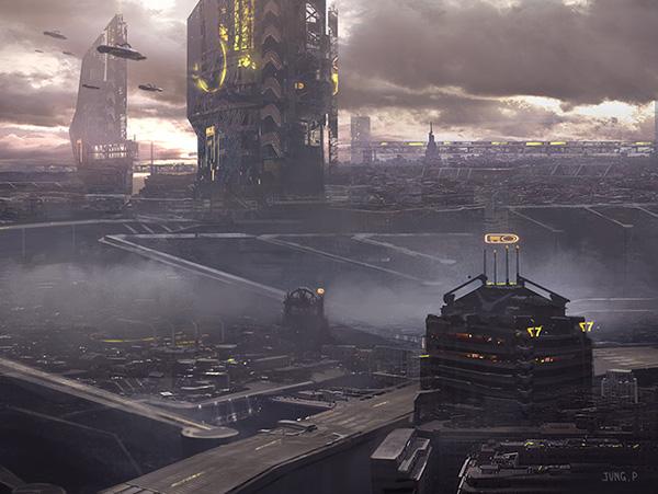 incredible Sci-fi Artworks 18