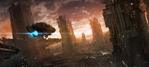 incredible Sci-fi Artworks 20