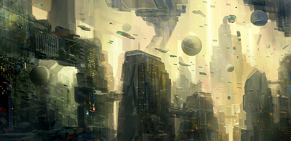 incredible Sci-fi Artworks 21