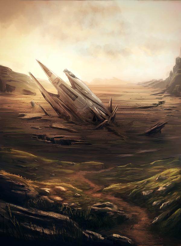 incredible Sci-fi Artworks 23