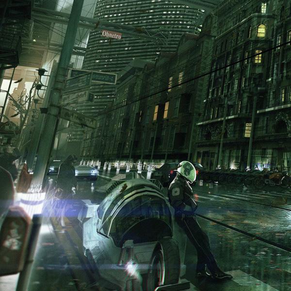 incredible Sci-fi Artworks 24