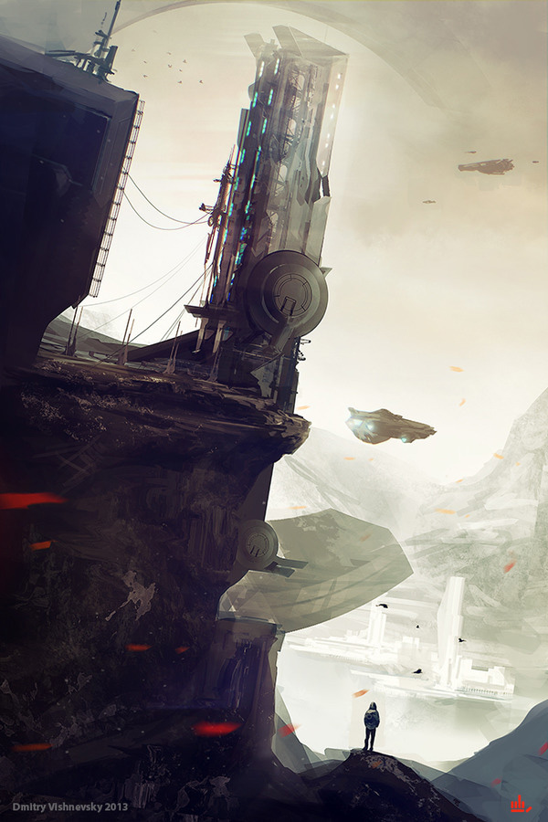 incredible Sci-fi Artworks 25