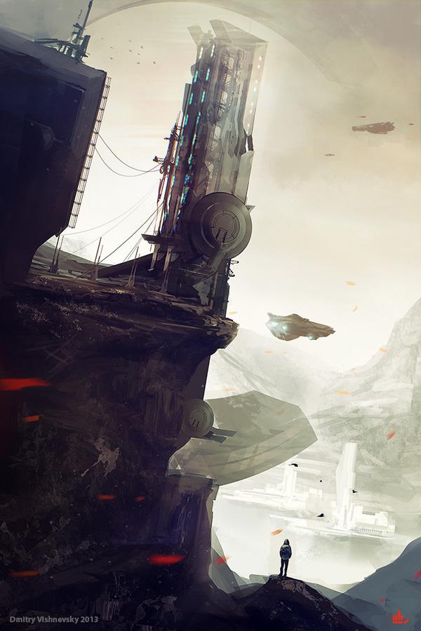 incredible Sci-fi Artworks 25