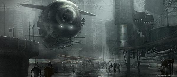 incredible Sci-fi Artworks 27
