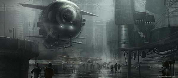 incredible Sci-fi Artworks 27