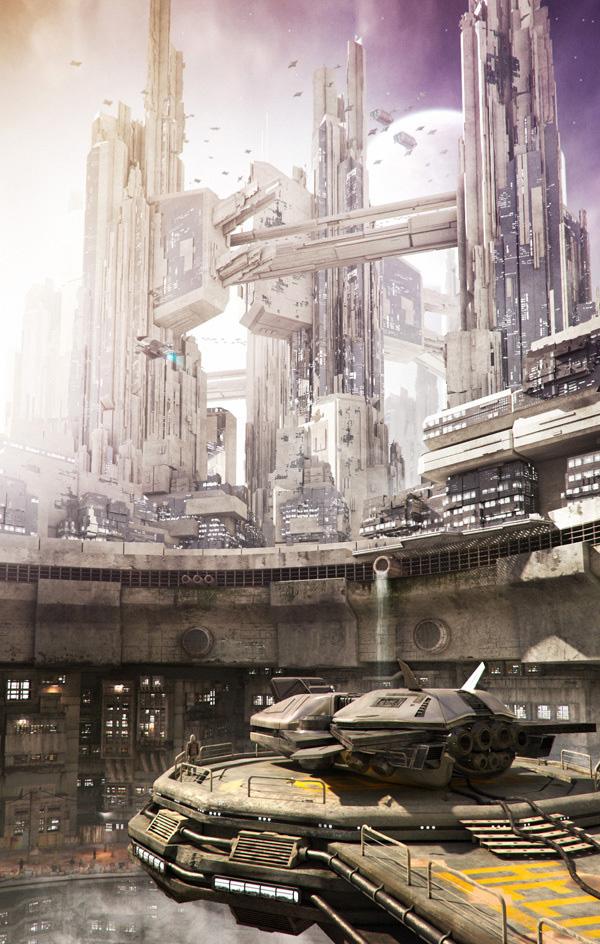 incredible Sci-fi Artworks 4