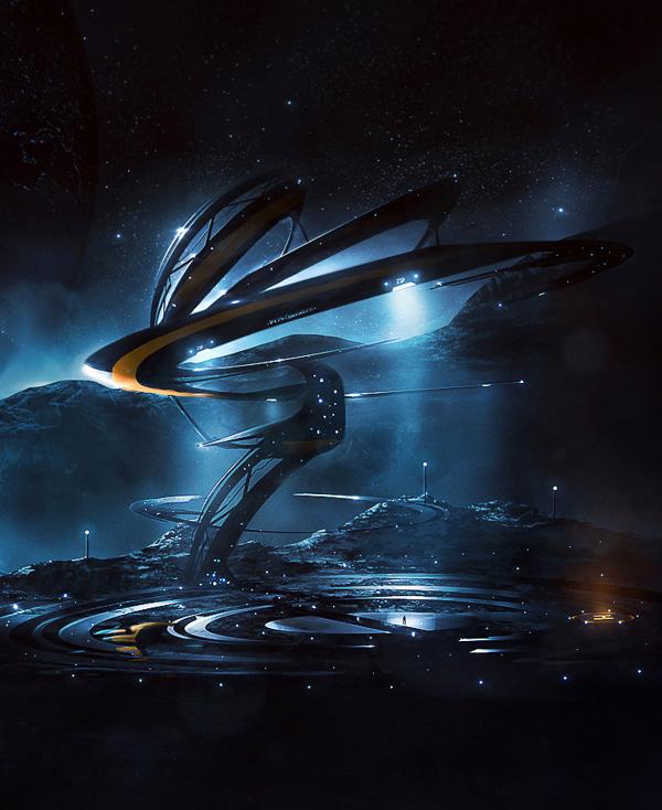 incredible Sci-fi Artworks 5
