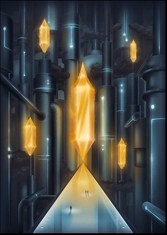 incredible Sci-fi Artworks 7