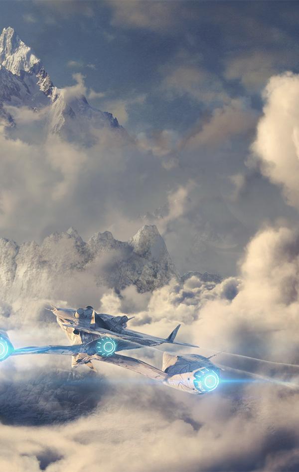 incredible Sci-fi Artworks 8