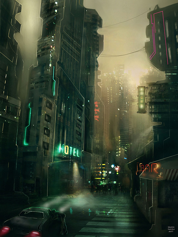 incredible Sci-fi Artworks 9