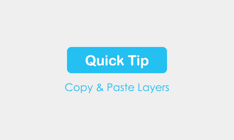 Quick Tip: Copy Layers Between Documents in Photoshop