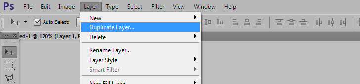 how to cut and paste on photoshop layers