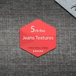 Free Download: Hi-Res Jeans Textures