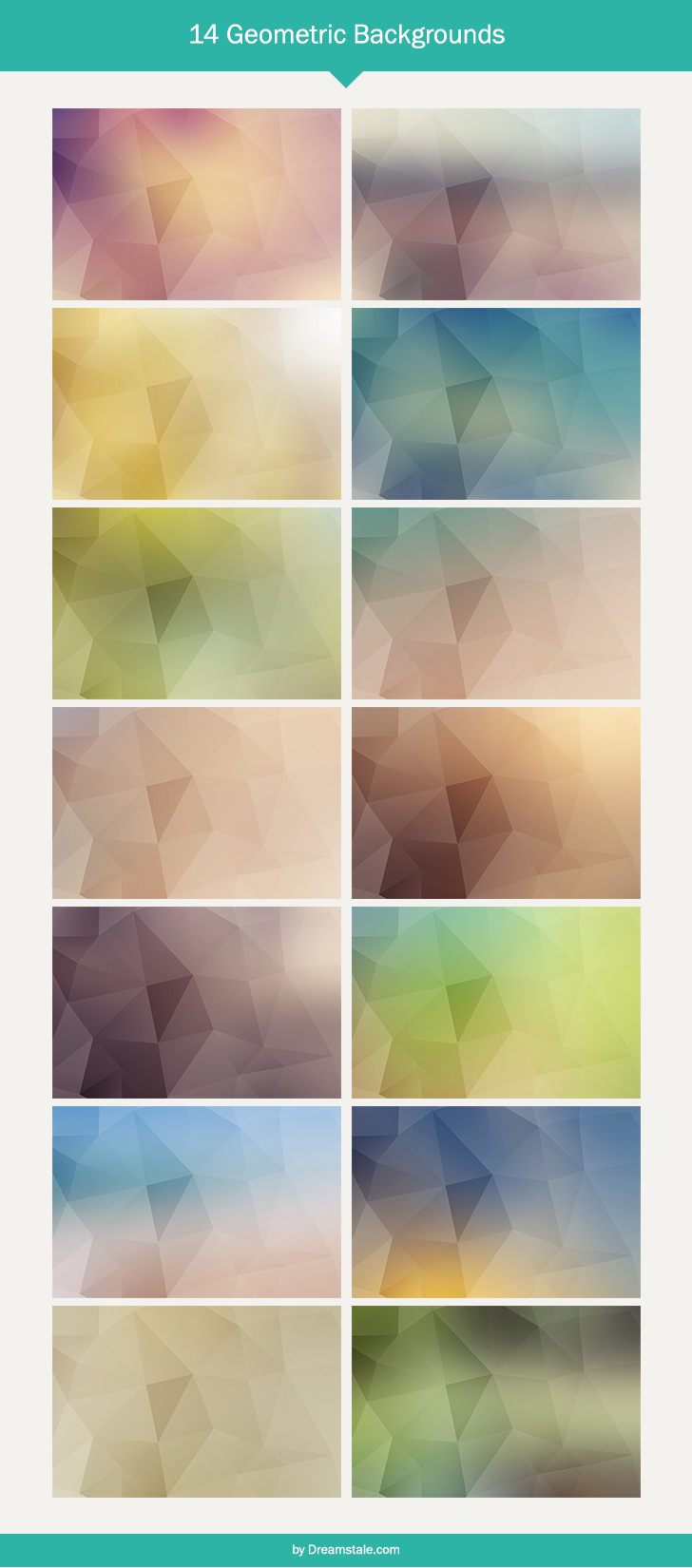 download 14 free geometric backgrounds large